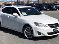 2011 Lexus IS 250 Starfire Pearl New Price! *AWD /