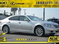 2011 Lexus LS Clean CARFAX. Just serviced, Local