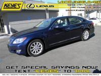 2011 LEXUS LS 460 SEDAN 4 DOOR Our Location is: Toyota