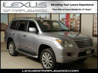REDUCED FROM $38 987! LX 570 trim. Entertainment System