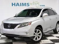 Remarkably Clean Condition 2011 Lexus Rx 350. Fast