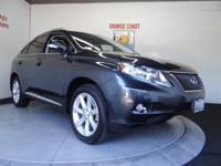 Options:  2011 Lexus Rx 350 4Dr Fwd|Smokey Granite/|V6