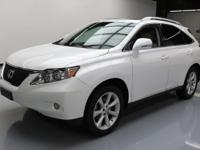 This awesome 2011 Lexus RX comes loaded with the