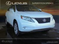 Clean CARFAX. CARFAX One-Owner.  2011 Lexus RX 350 3.5L