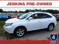 This 2011 Lexus RX 350 will sell fast Bluetooth,