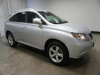 2011 Lexus RX Tungsten Pearl 350 6-Speed Automatic with