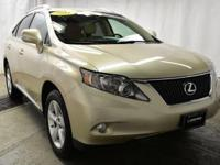 Check out this gently-used 2011 Lexus RX 350 we