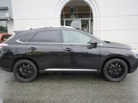 2011 SUPER CLEAN LEXUS RX350 WITH LOW MILES AND GREAT