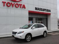 Looking for a clean, well-cared for 2011 Lexus RX 450h?