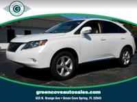 This 2011 Lexus RX 350 in White features: New Price!