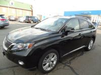 This 2011 Lexus RX 450h is proudly offered by Brown's