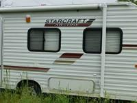 I have for sale a 2011 Star Craft Travel Trailer. The