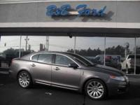 This 2011 Lincoln MKS reflects Lincoln's commitment to