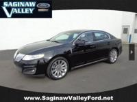 2011 Lincoln MKS AWD...LEATHER HEATED/COOLED POWER