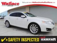 2011 LINCOLN MKS SEDAN 4 DOOR 4dr Sdn 3.7L FWD Our