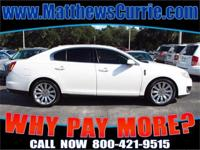 2011 LINCOLN MKS Sedan Our Location is: Matthews-Currie