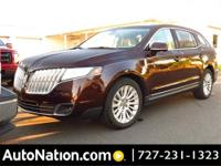 2011 Lincoln MKT Our Location is: Autoway Ford - St.