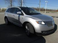 Familiarize yourself with the 2011 Lincoln MKX! This is