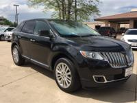 New Price! Clean CARFAX. Bronze Metallic 2011 Lincoln