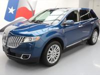 This awesome 2011 Lincoln MKX comes loaded with the