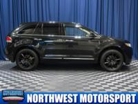 Clean Carfax Two Owner AWD SUV with Navigation!