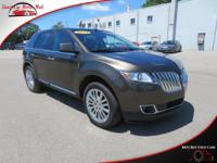 TECHNOLOGY FEATURES:  This Lincoln MKX Includes