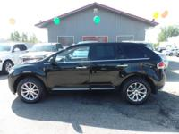 Options:  2011 Lincoln Mkx Navigation! Moonroof! Heated