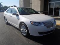 High class vehicle with low payments. Enjoy the Lincoln