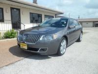 2011 MKZ 5 PASSENGER ***LINCOLN CERTIFIED***STERLING