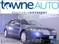 2011 Lincoln MKZ, Lincoln Certified, Duratec 3.5L V6