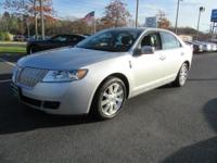 This  2011 LINCOLN MKZ has been treated with kid gloves