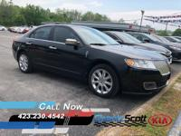 New Arrival! This 2011 Lincoln MKZ 4DR SDN AWD will