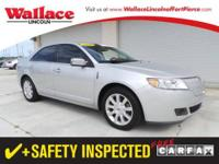 2011 LINCOLN MKZ Hybrid SEDAN 4 DOOR Our Location is: