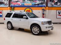 2011 Lincoln Navigator Monochrome Limited Edition 4x4