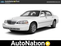 2011 Lincoln Town Car Our Location is: AutoNation Ford