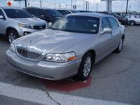 Luxurious 2011 Lincoln Town Car Signature Limited from