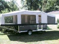 2011 Livin Lite Quicksilver Pop-Up Travel Trailer This
