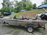 Echo Bay Marina.  For sale is a 2011 Lowe Stryker 16
