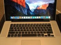 2011 MacBook Pro (15-inch, Late edition), 1st Gen iPad