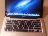 Great Condition 2011 MacBook Pro 13.3 Inch.  2.3 Ghz