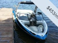 You can own this vessel for just $453 per month. Fill