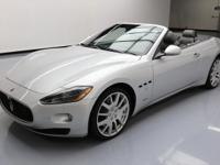 This awesome 2011 Maserati Gran Turismo comes loaded