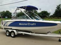 2011 MasterCraft X-45 LOADED !! $76,900.00.  Super