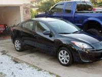 2011 Mazda 3 Sedan MacPherson strut front suspension