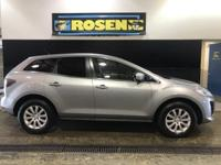 Check out this 2011 Mazda CX-7 i Sport. Its Automatic