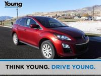 This attractive 2011 Mazda CX-7 is not going to