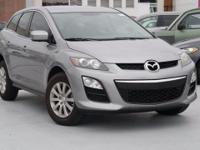 Recent Arrival! 2011 Mazda CX-7 i SV Silver *CLEAN