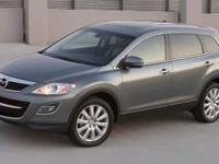 This 2011 Mazda CX-9 is a large seven-passenger