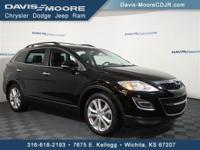 This Mazda CX-9 has a powerful Gas V6 3.7L/227 engine