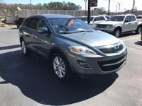 Options:  2011 Mazda Cx-9 Fwd 4Dr Grand Touring|This